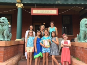 Elementary Summer Writing Camp 2015